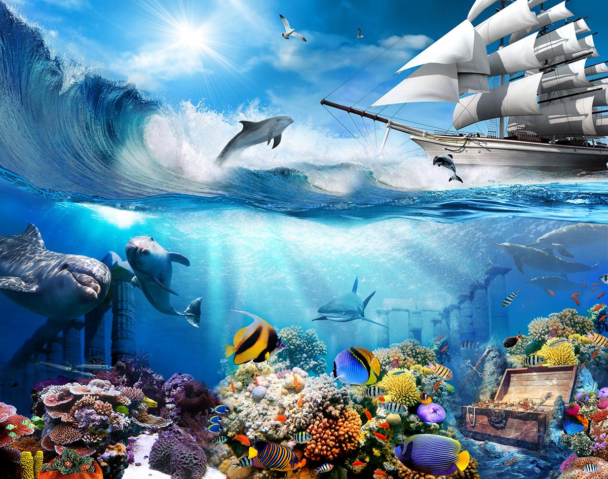 19 Подводный мир